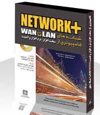 NETWORK+(شبكه هاي LANتاWANكامپيوتري از سخت افزار،نرم افزار و