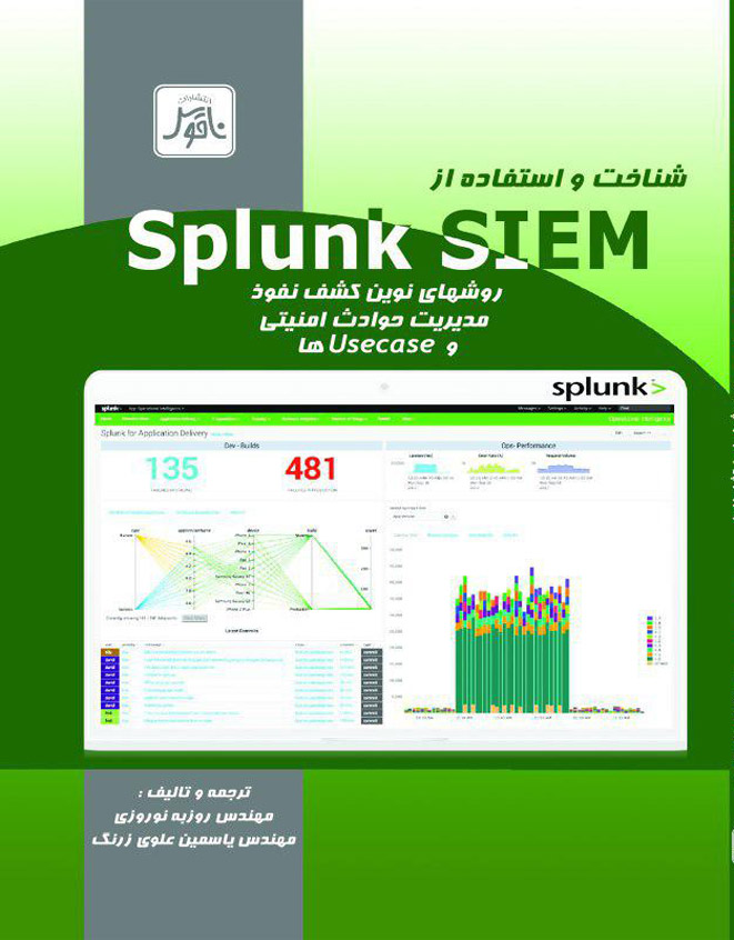 شناخت و استفاده ازSplunk SIEMر